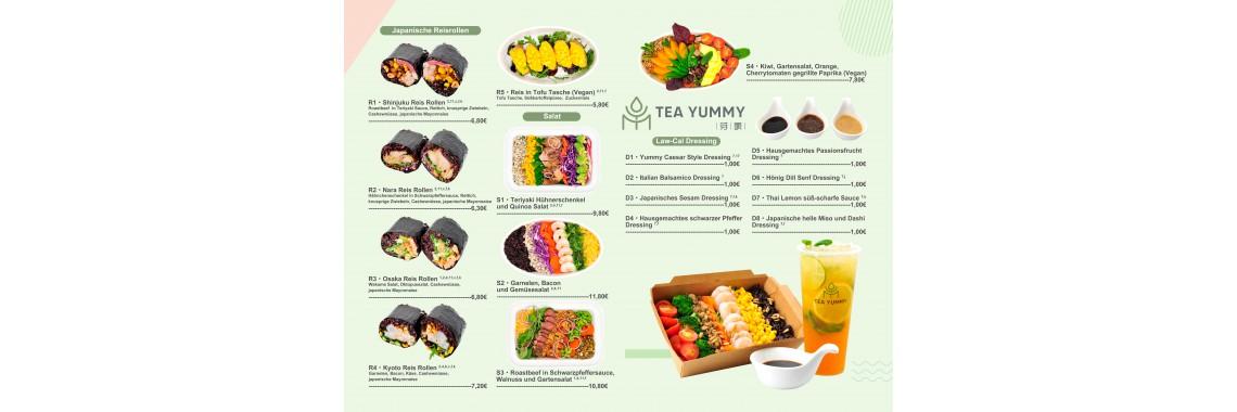 Unser neues Geschäft steht kurz vor der Eröffnung! - Tea Yummy
