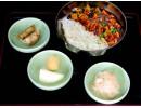 Mapo Tofu in Chillisoße