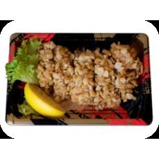 Frittiertes Roastbeef mit Mandeln (Liefer.)