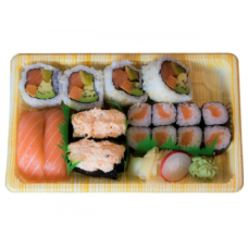 Fashion Lachs Bento Box (Liefer.)