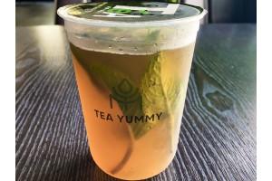 Hausgemachter Lemon-Tee (Lief.)